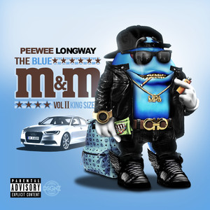 The Blue M&M 2 (King Size) Albumcover