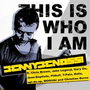 Benny Benassi, lggy Pop Electro Sixteen cover