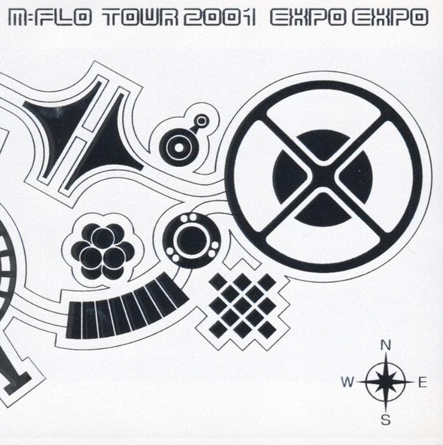 m-flo tour 2001 EXPO EXPO