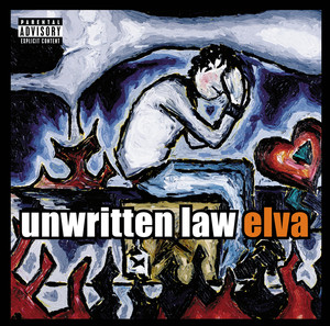 Unwritten Law Up All Night cover