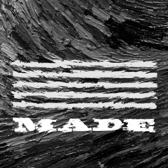 Album cover for MADE by BIGBANG