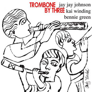 Trombone By Three album