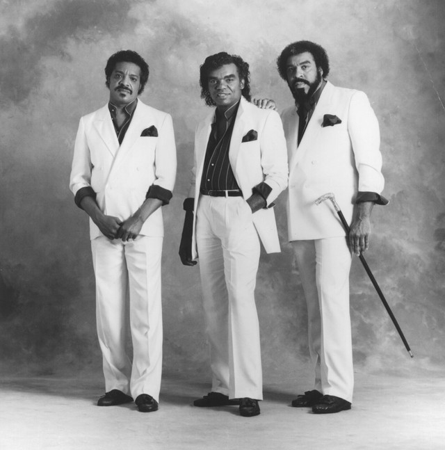 The Isley Brothers  The Steadies This Old Heart of Mine cover