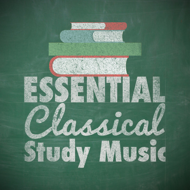 Essential Classical Study Music Albumcover
