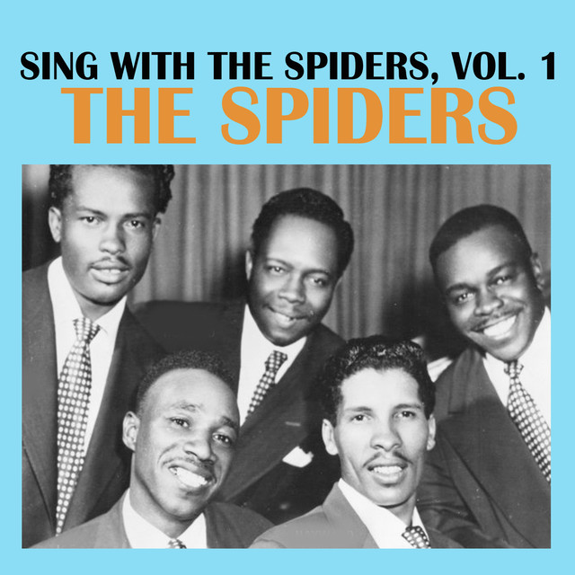 The Spiders Sing With The Spiders, Vol. 1 album cover