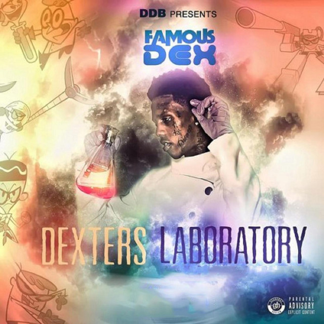 Album cover for Dexter's Laboratory by Famous Dex