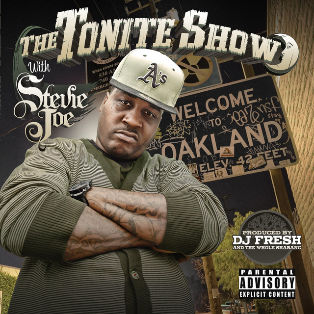 The Tonite Show With Stevie Joe (DJ Fresh Presents)
