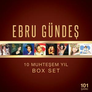 Ebru Gündeş 10 Muhteşem Yıl Box Set Albümü