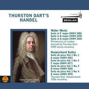 Thurston Dart's Handel Albümü
