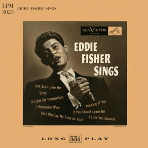 Eddie Fisher Sings album