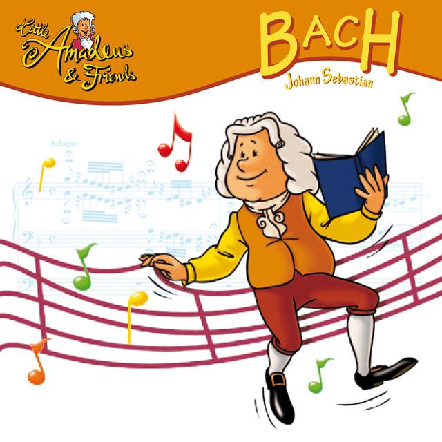 Little Amadeus & Friends: Bach Albumcover