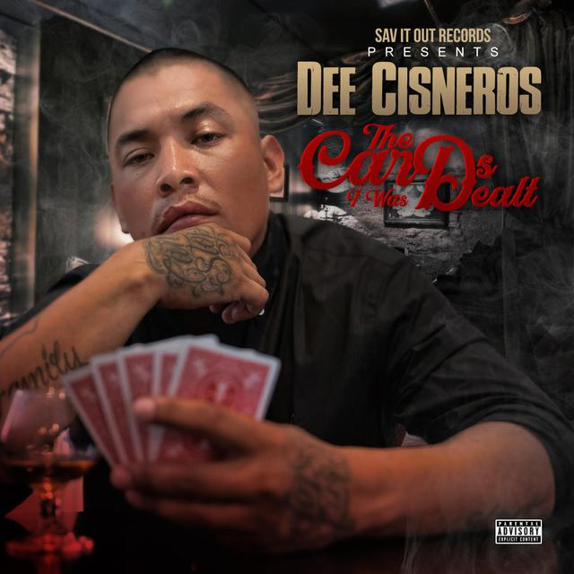 Album cover for The Cards I Was Dealt by Dee Cisneros