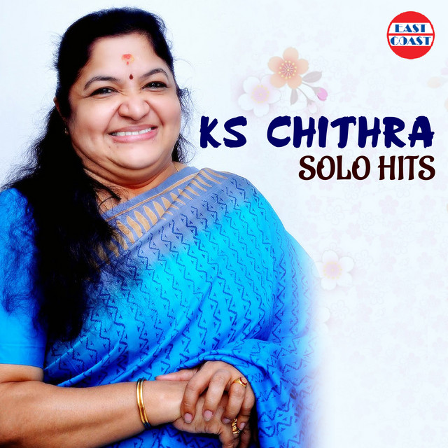Album cover for K S Chithra Solo Hits by K. S. Chithra