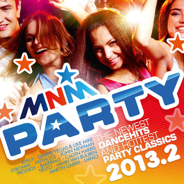 Various Artists MNM Party 2013.2 album cover
