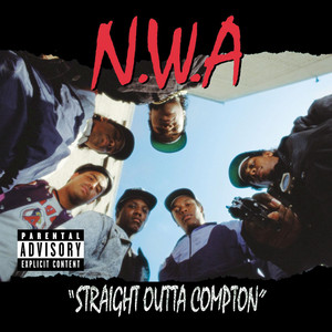 Straight Outta Compton album