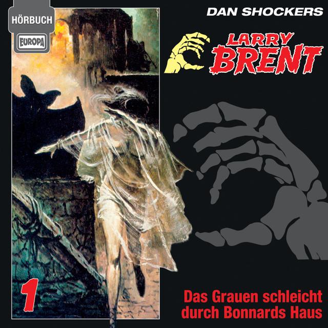Hörbuch 01 - Das Grauen schleicht durch Bonnards Haus Cover