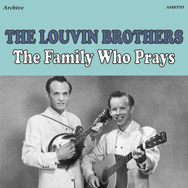 The Family Who Prays cover