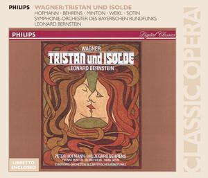 Wagner: Tristan und Isolde Albumcover