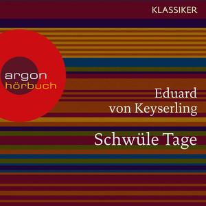 Schwüle Tage (Ungekürzte Lesung) Audiobook