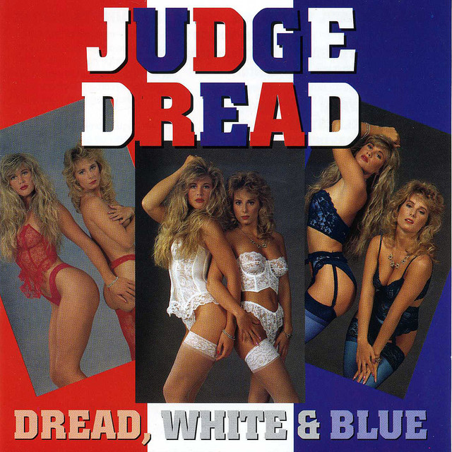 Dread White & Blue