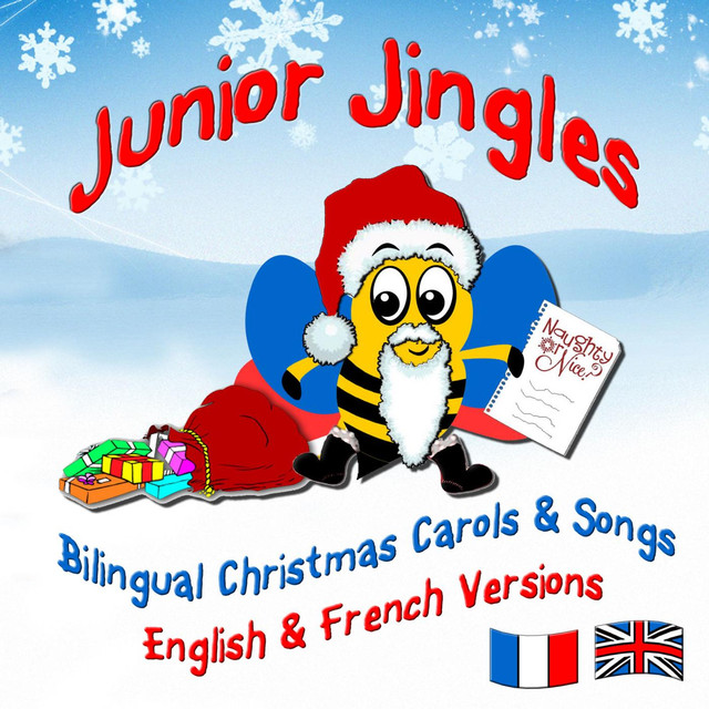bilingual christmas carols songs english french versions feat marielle dawson by junior jingles on spotify