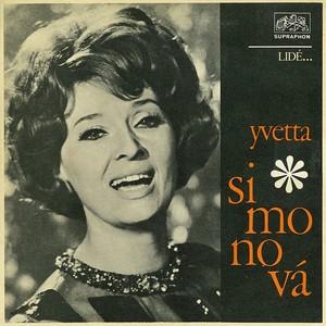 Yvetta Simonová - Lidé ... (a další nahrávky z let 1966-68)