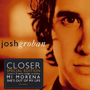 Closer (European Special Edition) Albumcover