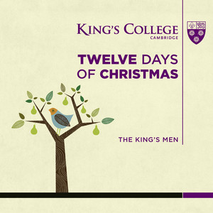 Hugh Martin, The King's Men, Cambridge Have Yourself a Merry Little Christmas cover