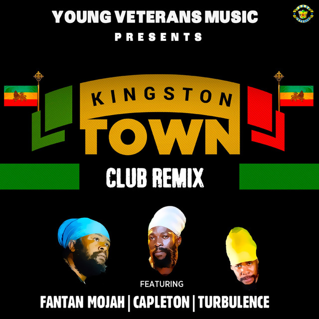 Kingston Town (Club Remix) - Single
