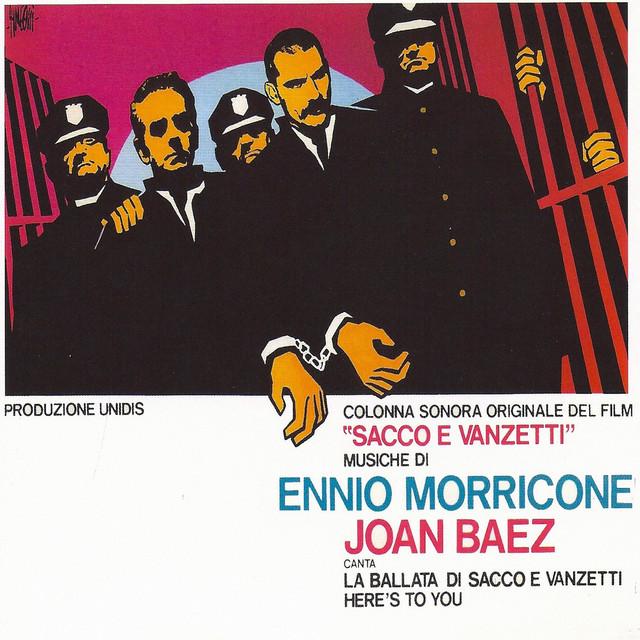 Sacco e Vanzetti (Original Motion Picture Soundtrack) [Remastered] Albumcover
