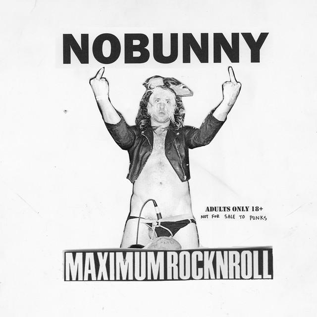 The Maximumrocknroll EP