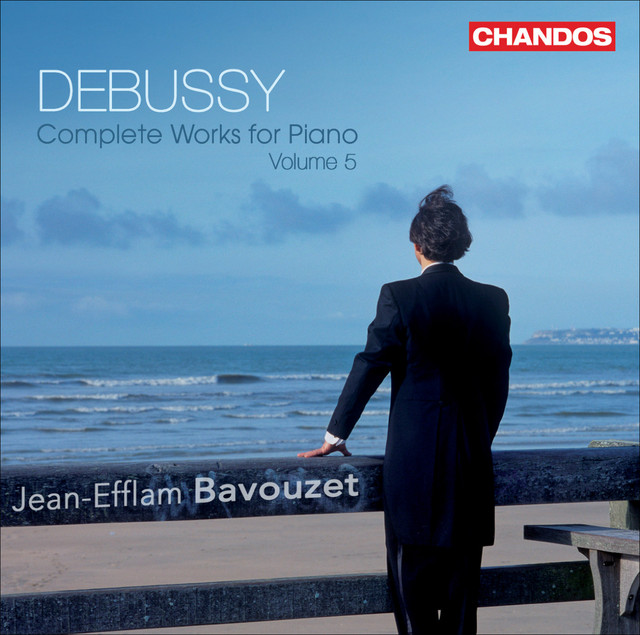 Debussy, C.: Complete Works for Piano, Vol. 5 Albumcover