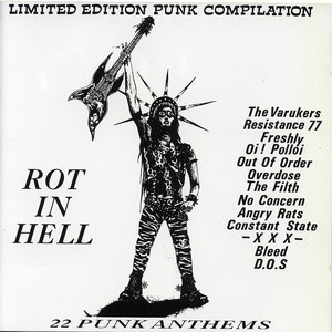 Rot in Hell album