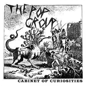 Cabinet of Curiosities Albumcover