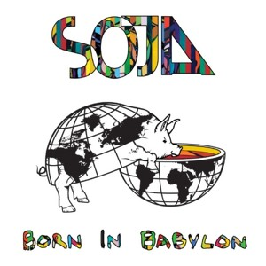 Born In Babylon Albumcover