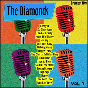 Greatest Hits: The Diamonds Vol. 1 album