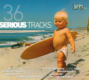 3FM Serious Radio - 36 Serious Tracks