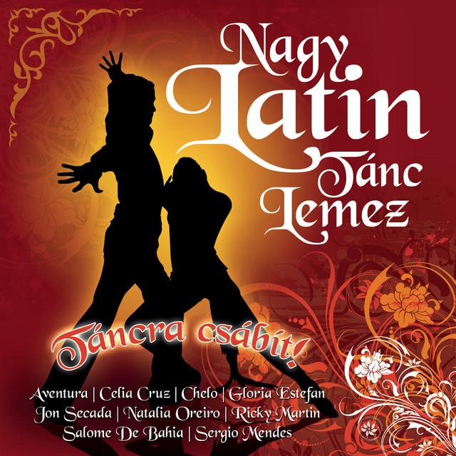 Various Artists Nagy Latin Tánc Lemez album cover