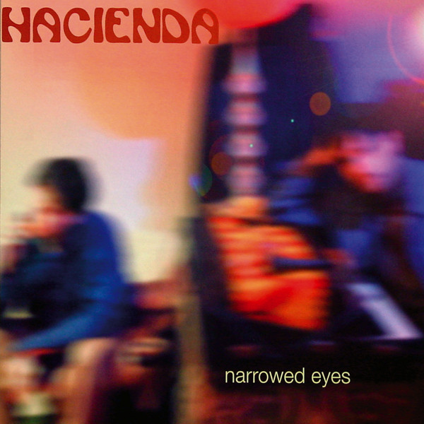 Narrowed Eyes