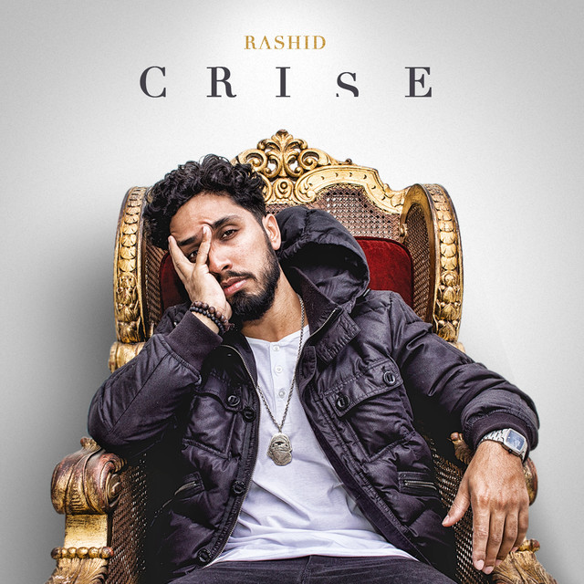 Album cover for Crise by Rashid