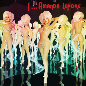Amanda Lepore featuring Larry Tee and Risqué My Pussy cover