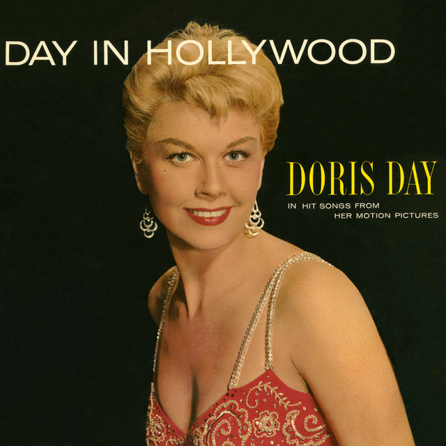 Doris Day Day in Hollywood album cover