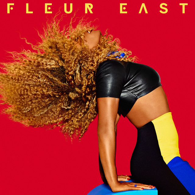 Album cover for Love, Sax & Flashbacks (Track by Track) by Fleur East