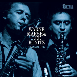 Warne Marsh, Lee Konitz Without A Song cover