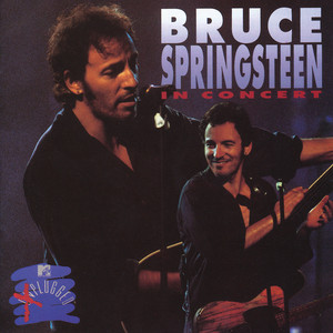 Bruce Springsteen In Concert - Mtv Unplugged Albumcover