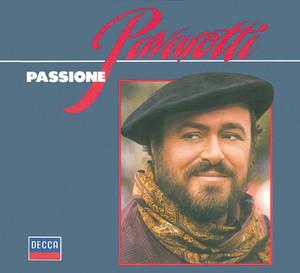 Luciano Pavarotti Core 'ngrato cover