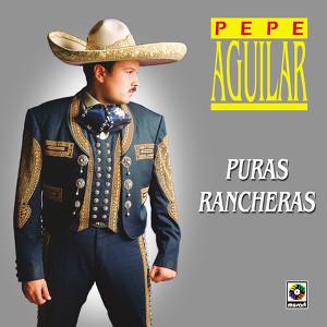 Puras Rancheras - Pepe Aguilar Albumcover