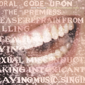 Supposed Former Infatuation Junkie - Alanis Morissette