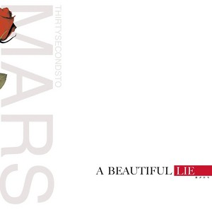 A Beautiful Lie Albumcover