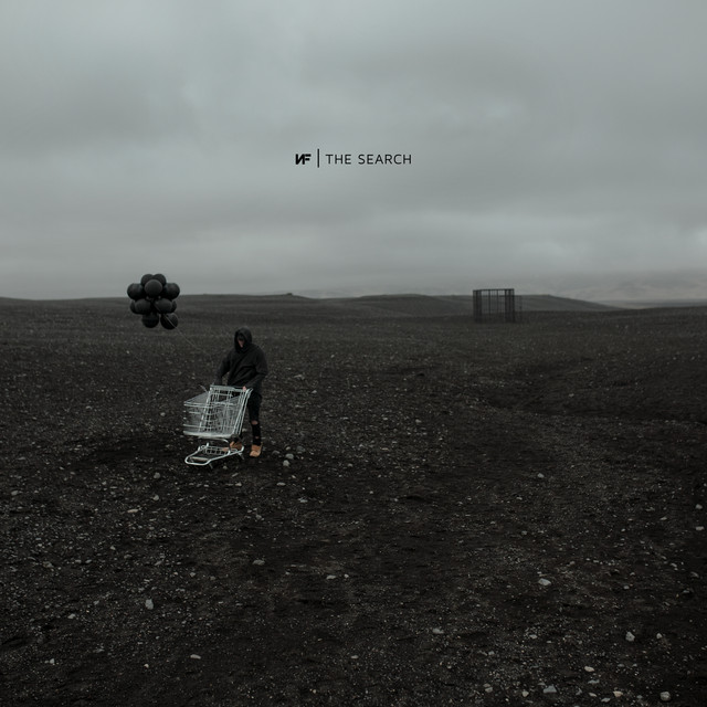 NF - The Search cover